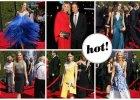 Niesamowita suknia z fr�dzlami, ��ta kreacja od Diora, czerwony kombinezon Valentino - zobaczcie efektowne stylizacje gwiazd na gali Creative Arts Emmy Awards!