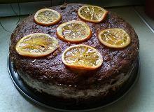 Ciasto marchewkowe z kremem z kwa�nej �mietany - ugotuj