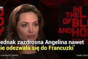 Brad Pitt zdradzał Jolie? Chodzi o Marion Cotillard, koleżankę z planu filmowego