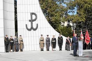 77 lat temu powstało Polskie Państwo Podziemne. Obchody rocznicy w Warszawie [ZDJĘCIA]