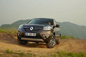 Renault Koleos od 120 700 z�