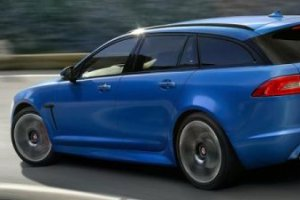 Salon Genewa 2014 | Jaguar XFR-S Sportbrake