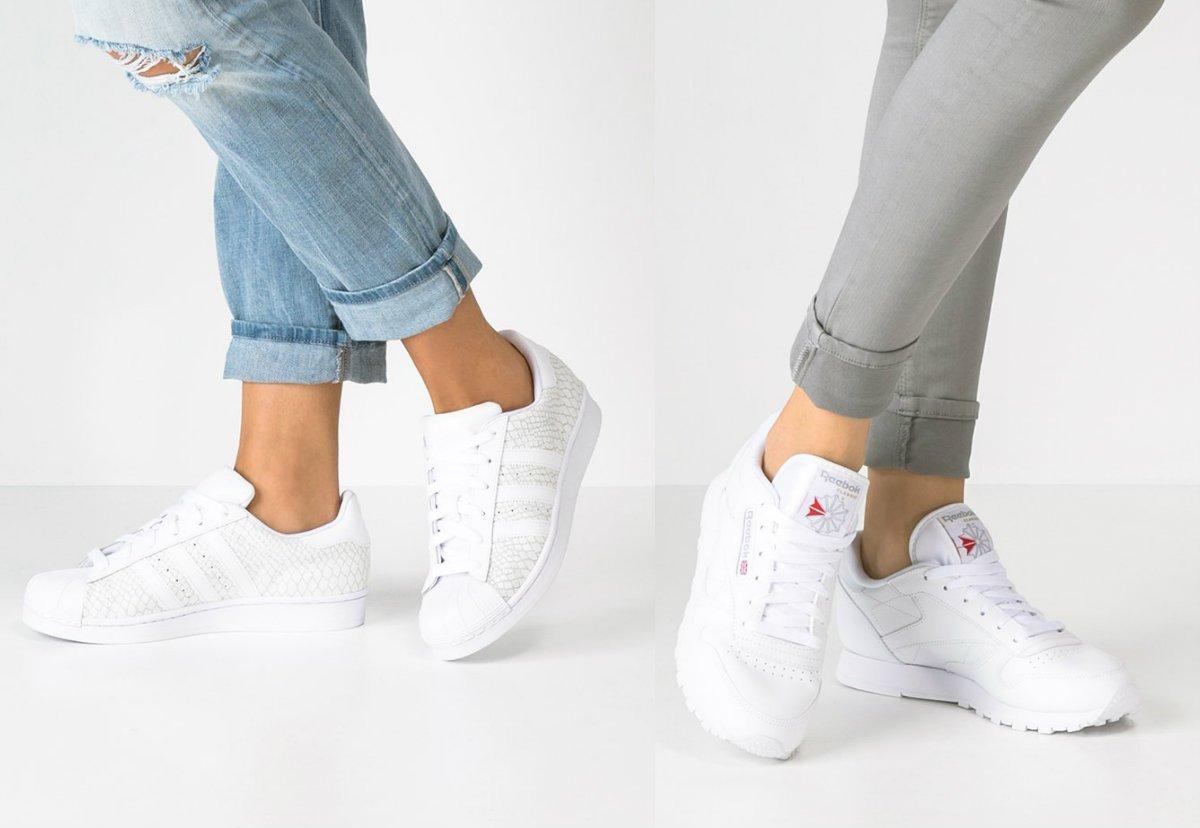 71828659e78d3 Białe obuwie sportowe - z wiosennej listy must-have