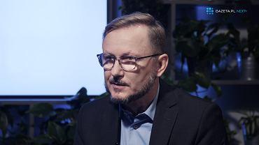 Marcin Danił, wiceprezes lotniska w Modlinie