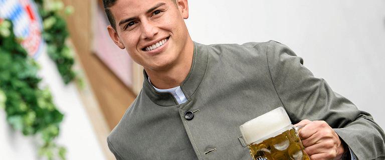 Serie A. Juventus sprowadzi Jamesa Rodrigueza? O transfer kolegi prosi Cristiano Ronaldo