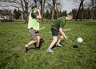 """Rugby + zbijak = quidditch. Poznajcie Polak�w, kt�rzy graj� w sport z """"Harry'ego Pottera"""""""
