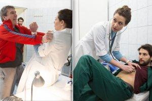 """""""Na dobre i na złe"""". Julia Kamińska (dr Krakowiak) brutalnie zaatakowana w więzieniu!"""