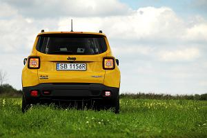 Jeep Renegade Trailhawk | Test | Małe rzeczy