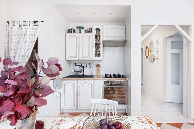 Metamorfoza kuchni - po zmianach