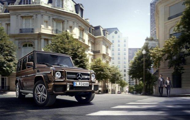 Mercedes Klasa G | Zastrzyk mocy