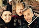 """Publika była bezlitosna. Ed Sheeran usuwa konto na Twitterze po premierze serialu """"Gra o tron"""""""