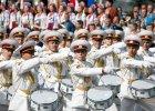 Symboliczna defilada w Dzie� Niepodleg�o�ci Ukrainy. Za Janukowycza takich nie by�o