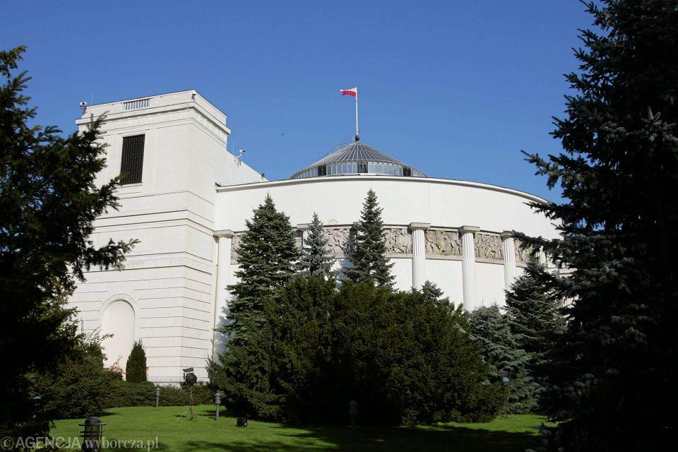 Sejm przy Wiejskiej