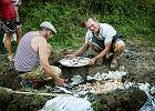 Dzikie stoły. Kucharze z Beskidu Niskiego są na dotyk - z jedzeniem i z ludźmi