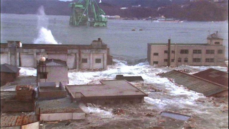 Przeżyć tsunami
