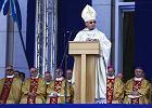 Prymas Polski: Nie pozw�lmy zr�wna� ma��e�stwa i rodziny z innymi formami wsp�lnego �ycia