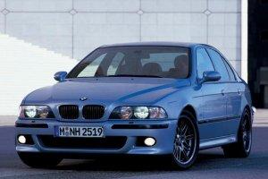 BMW M5, kt�re mia�o nie powsta�