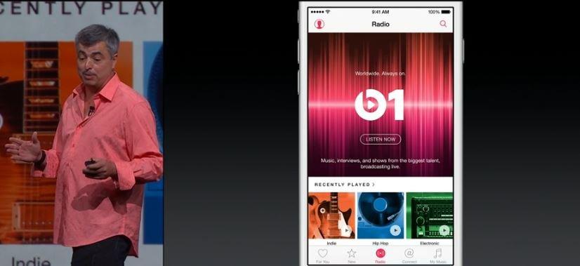 Apple Music - nowe otwarcie dla branży?