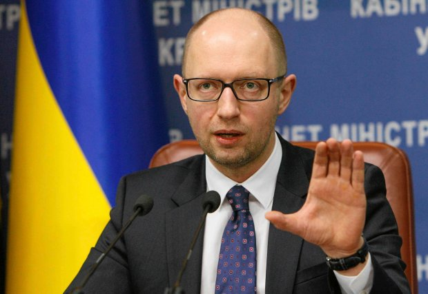 Jaceniuk oficjalnie premierem Ukrainy