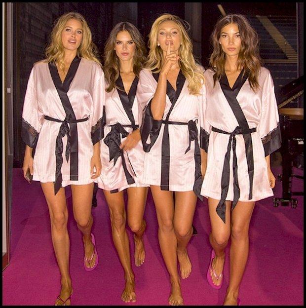 Aniołki Victoria S Secret Zstąpiły Na Ziemię M 243 J Podły
