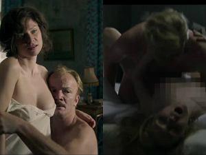 Magdalena Boczarska ma 'najlepsze pośladki w Polsce' - stwierdził w ubiegłym roku Kuba Wojewódzki. Aktorka nie zaprzeczyła. Resztą ciała również potrafi zachwycić. Do kin wchodzi właśnie film, w którym Boczarska wciela się w postać Michaliny Wisłockiej, kobiety, która za sprawą poradnika odmieniła życie seksualne Polaków. Nic więc dziwnego, że w filmie można Boczarską oglądać nago. Ale nie tylko teraz aktorka zgodziła się na rozbierane sceny. Patrząc na kadry sami się przekonacie, że komplement Wojewódzkiego nie był na wyrost.