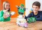 """""""LEGO PRZYGODA"""" - 15 mln klocków ożywionych na wielkim ekranie i nowe zestawy klocków Lego Movie"""