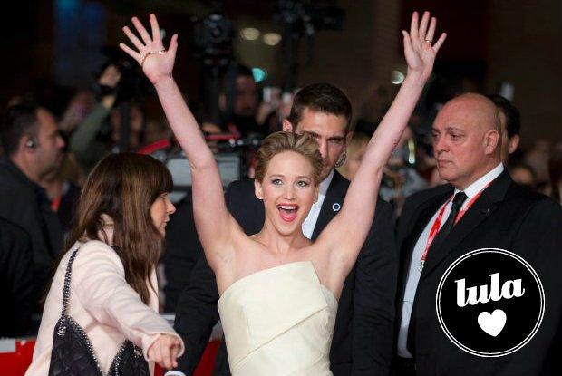 5 rzeczy, kt�rych nauczy�a nas w tym roku Jennifer Lawrence