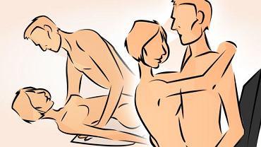Pozycje seksualne dla początkujących