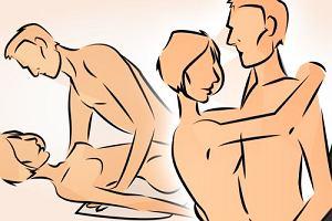 8 pozycji seksualnych dla początkujących. Łatwe i przyjemne także wtedy, gdy brak wam pewności siebie