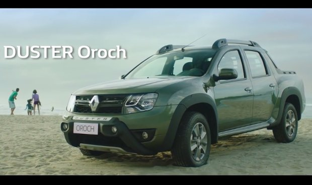 Wideo | Renault Duster Oroch | Lifestylowy pickup