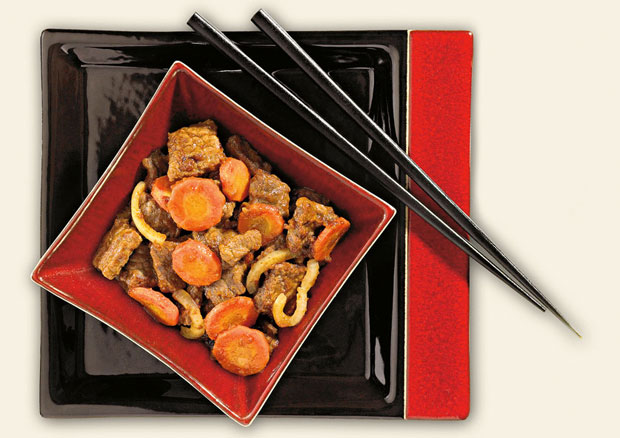 kuchnia, kuchnie świata, Kuchnia: jak hinduskie curry podbiło świat, Japońskie curry z wołowiny