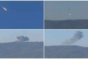 W sprawie zestrzelenia SU-24 wszyscy kłamią? Astrofizycy podważają i turecką, i rosyjską wersję wydarzeń