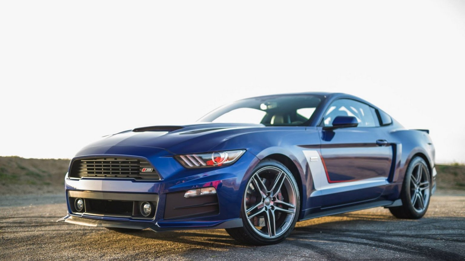 ford mustang 2015 roush stage 3 prawdziwy rumak. Black Bedroom Furniture Sets. Home Design Ideas