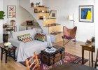 Mieszkanie podróżniczki - pełne egzotycznych pamiątek