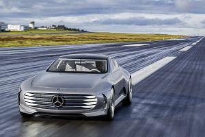 Mercedes EQ | Niemiecka konkurencja dla Tesli