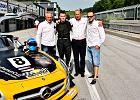 FIA CEZ | SLS GT3 | Salzburgring | Lisowski trenuje