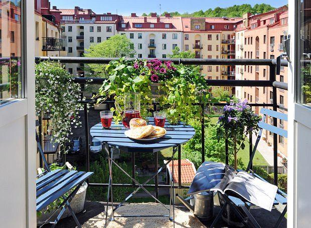 Aran acja okna balkonowego for Ideas para terrazas baratas