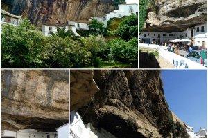 Mieszkańcy Setenil de las Bodegas żyją pod ogromną skałą od wieków. Zobacz zdjęcia niesamowitego miasteczka