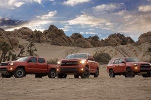 Toyota TRD Pro | Na podb�j bezdro�y