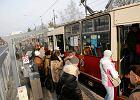 Pasażerowie skarżą się na węzeł na al. Solidarności