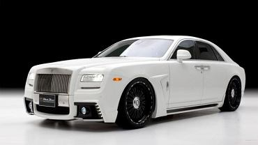 Rolls-Royce Ghost Black Bison