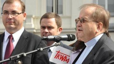 Andrzej Jaworski aktywnie działa w ramach wspólnoty telewizji Trwam