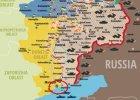Ofensywa separatyst�w w okolicach Mariupola. Wcze�niej ostrzelali miasto