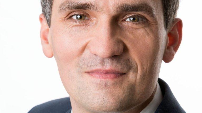Radny Michał Boruczkowski