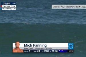 """J-Bay Open. Surfer przeżył bliskie spotkanie z rekinem. """"Widziałem tylko płetwy. Czekałem na zęby"""""""