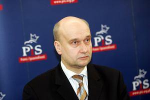 MIB: dymisja wiceministra Stommy przyjęta
