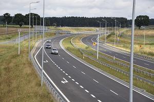 Cała Via Baltica na Warmii i Mazurach już w realizacji. Jest kolejna umowa - 23 km za 700 mln zł
