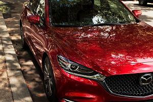 Zupełnie nowa Mazda 6 coraz bliżej. Pod maską pojawi się mocny silnik Skyactiv-G 2.5T