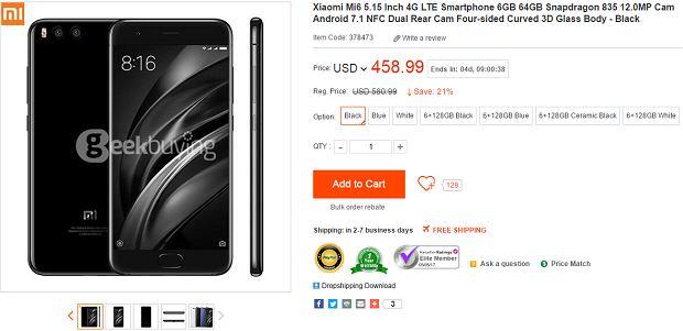 Na chińskich portalach aukcyjnych można kupować jeszcze taniej. Z kuponem