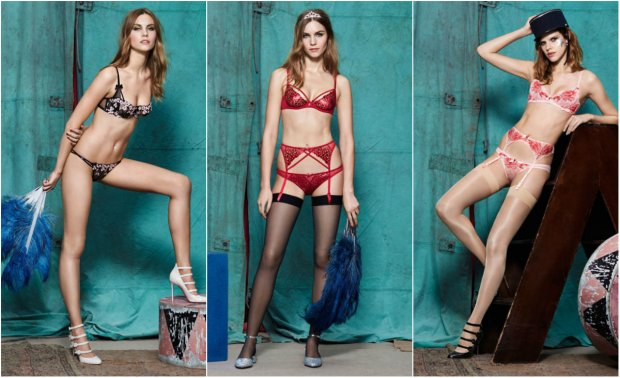L' Agent by Agent Provocateur, lookbook